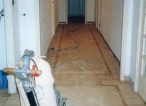 Manutenzione pavimenti in legno Milano