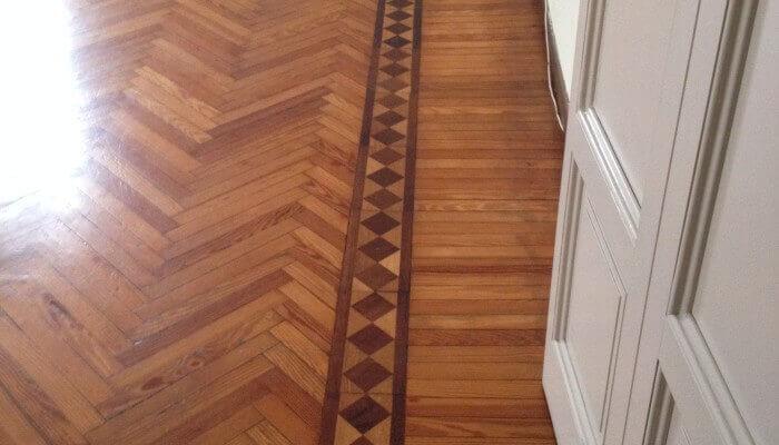 Lamatura pavimenti in legno Milano