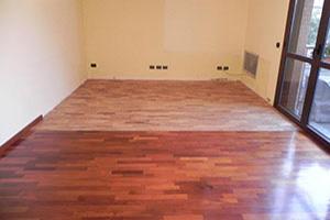 Lamatura parquet milano anche senza spostare i mobili - Lamare parquet senza spostare mobili ...
