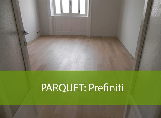 PARQUET-Prefiniti