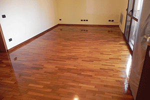 Parquet in bamboo Milano